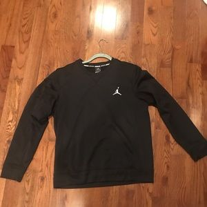 Mens Jordan sweatshirt, size L
